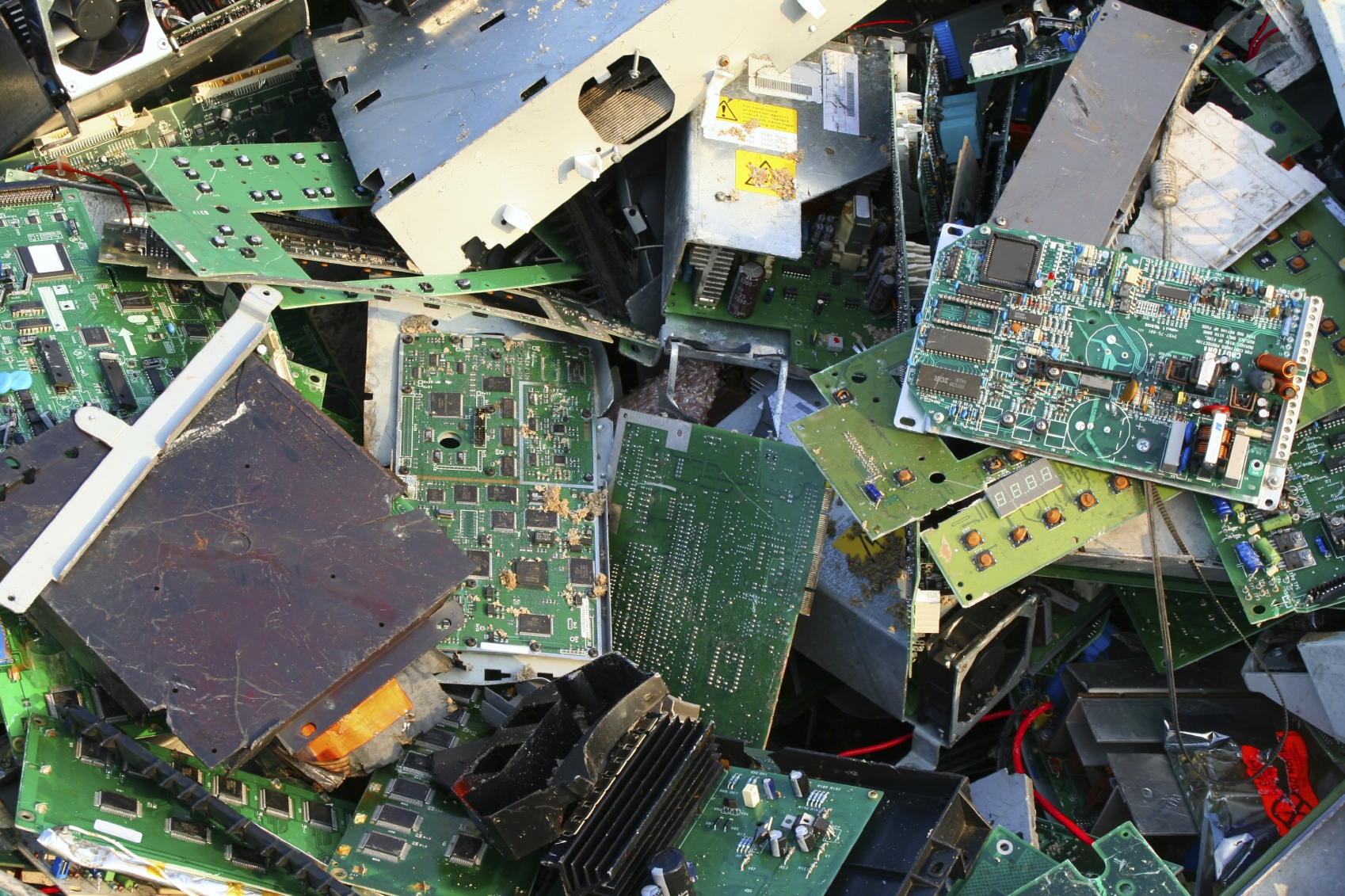 Developing World Will Produce Double The E Waste Of