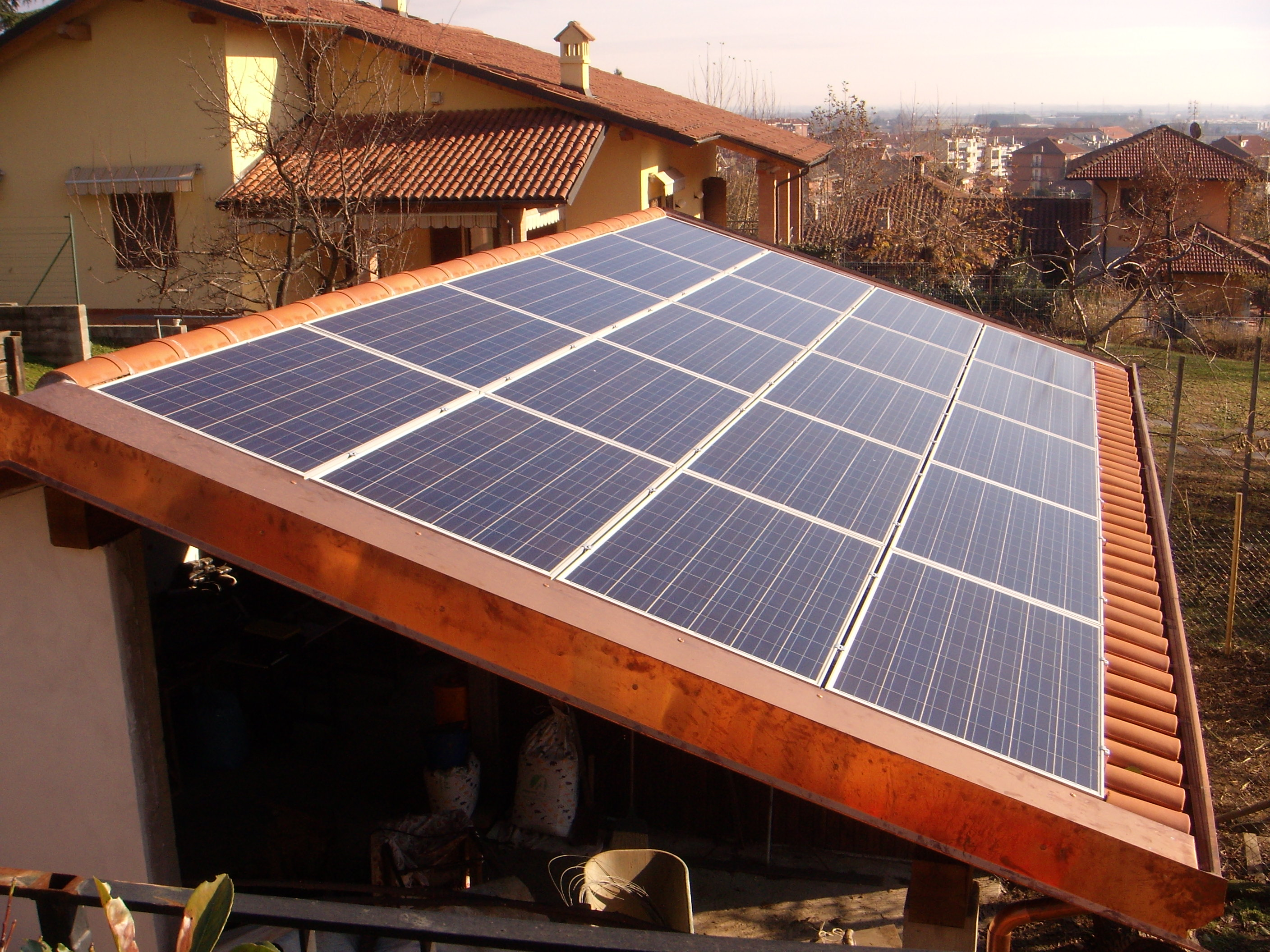 Toward Home Brewed Electricity With Personalized Solar